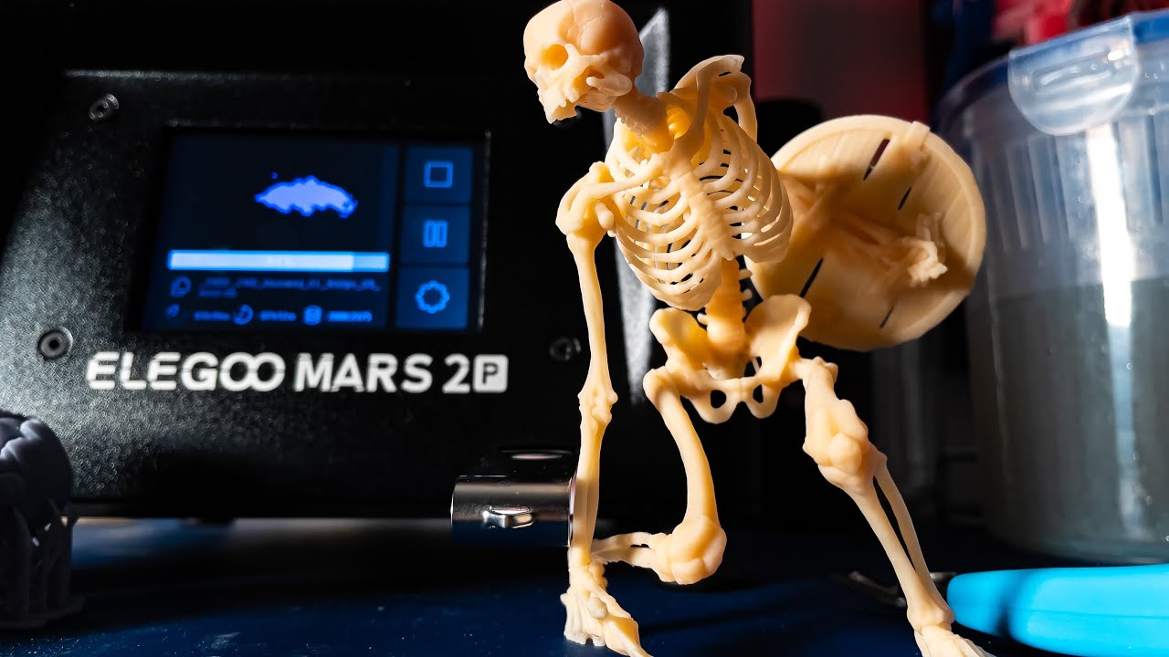Tested: Elegoo Mars 2 Pro SLA 3D Printer Review!