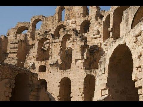 TUNISIA  El Djem, Sousse, Monastir, Venezia