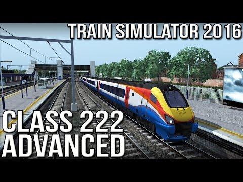 JT Class 222 Advanced - Train Simulator 2016