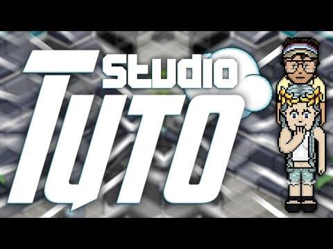 [Tuto n°64] HabboCity - Tuto Studio de Radio (ft. Sebaluu)