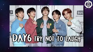 Day6 Try Not to Laugh Challenge