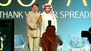 صناعة الترفيه.. يكرم نجوما عالميين في الرياض