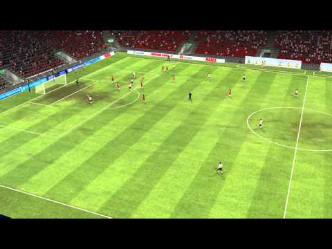 Almería vs Valencia - Feghouli Goal 80 minutes