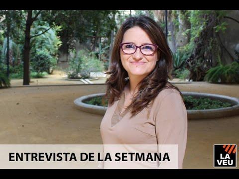 Entrevista a Mónica Oltra, vicepresidenta de la Generalitat Valenciana