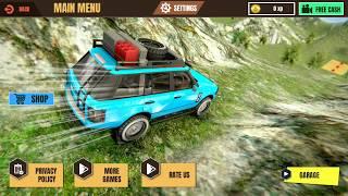 Offroad SUV Jeep Stunt Drive | Fun Driving 4X4 Trucks Racing Challenge