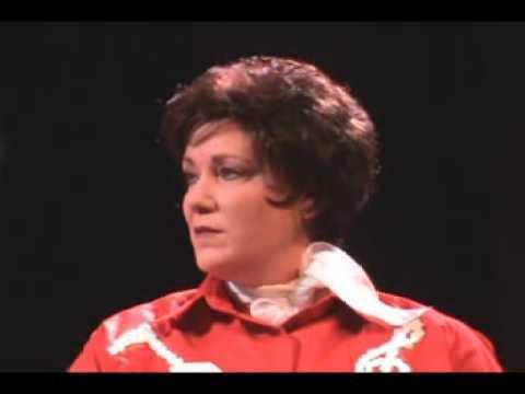 TC Theatre Scene interviews Patsy Cline (part one)