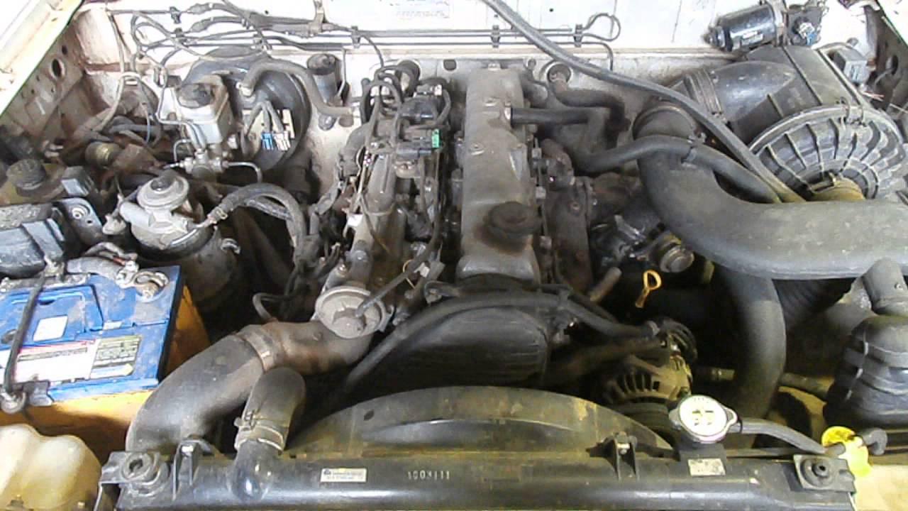 medium resolution of wrecking 2005 mazda bravo 2 5 wl turbo intercooled manual injector pump j13215 youtube