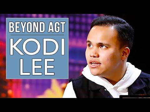 The Story Of Kodi Lee | Beyond America's Got Talent