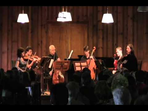 Brahms String Sextet in G Major, Opus 36