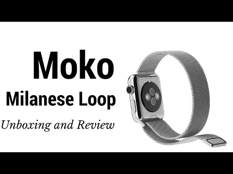Moko Milanese Loop Unboxing and Review