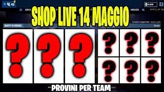 PROVINI SERVER FORTNITE ITA LIVE SHOP 14 MAY 2019 - 80 ABBONATI REGALO 2 SKIN 72/80!