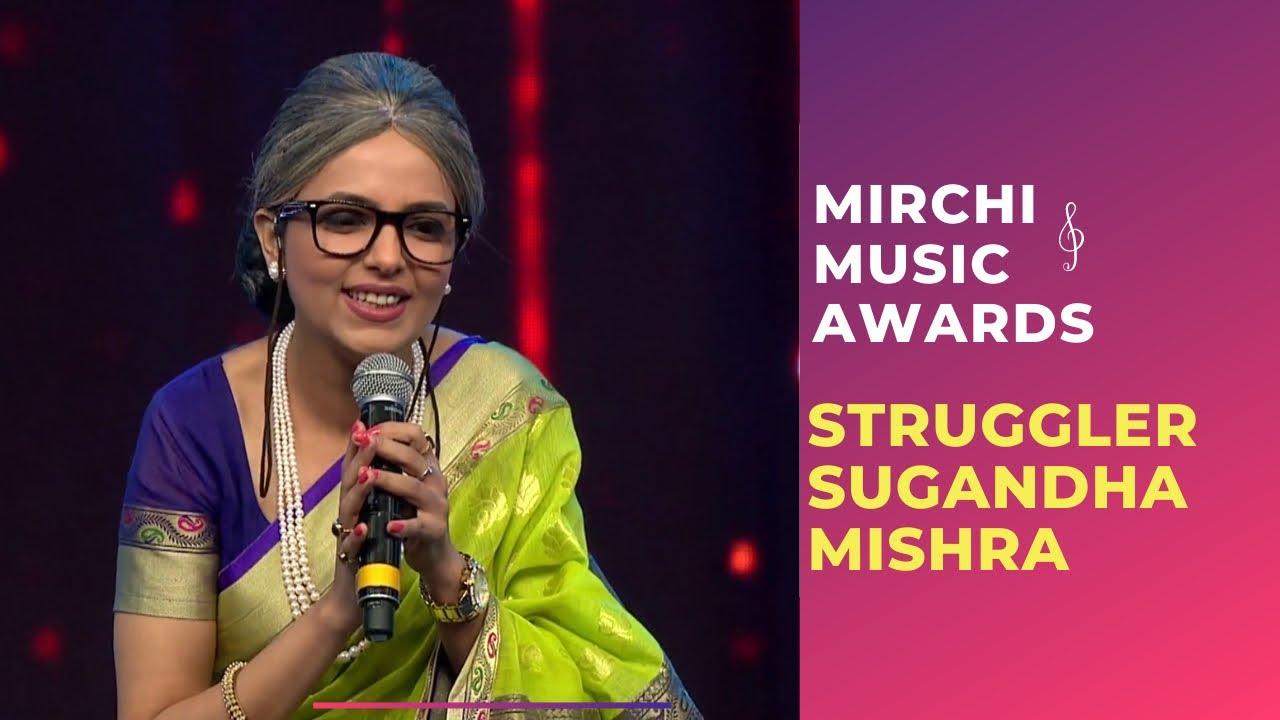 Download Struggler Sugandha Mishra Gets Her Break At RSMMA   Radio Mirchi