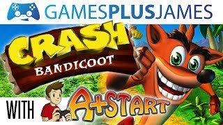 Crash Bandicoot ft. Andy from A+Start - The Lovechild of Mario & Sonic!