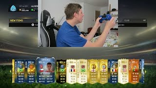 THE BEST PACKS OF ALL TIME!! - FIFA 15 COUNTDOWN