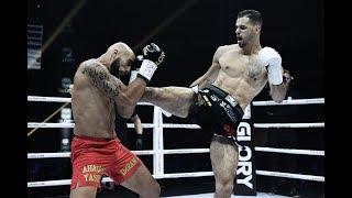 GLORY 60: Yousri Belgaroui vs. Yassine Ahaggan - Full Fight