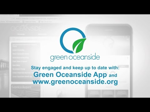 Green Oceanside - with captions