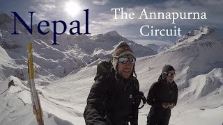 Annapurna Circuit in 3 Minutes - Nepal and the Himalayas