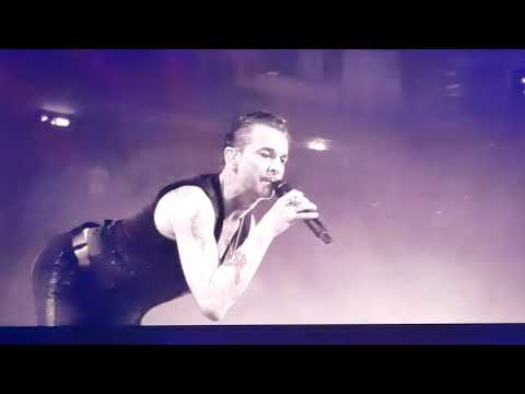 Depeche Mode 2018-01-19 Berlin, Mercedes-Benz Arena