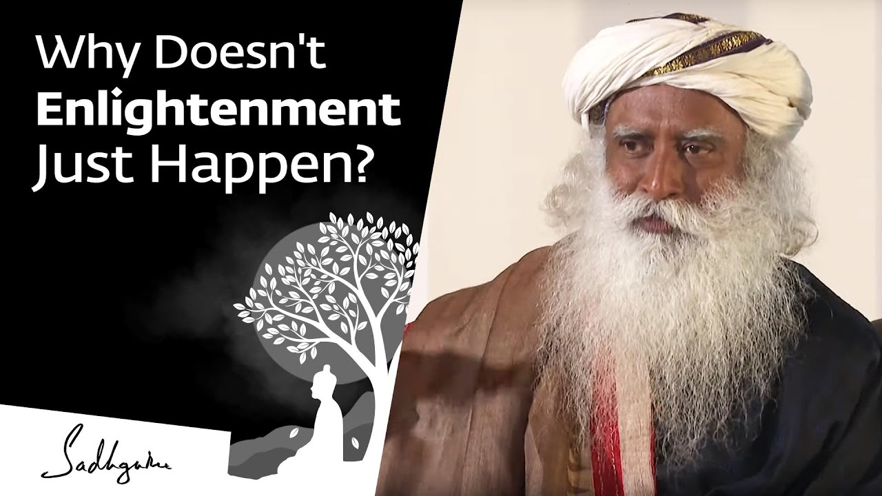 Why Are We Not Naturally Enlightened? - Sadhguru with Blake Mycoskie (Founder, TOMS)