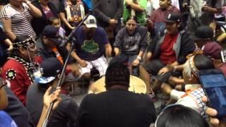 Black Lodge @ Kyi Yo Powwow...video 2