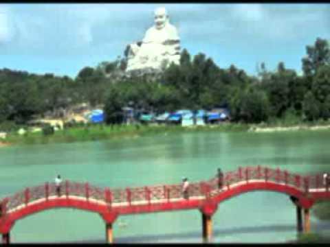 tượng Phật Di Lạc ngồi lớn nhất Việt Nam & Đông Nam Á