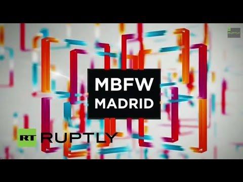 LIVE: Mercedes - Benz Fashion Week Madrid (Day 3)