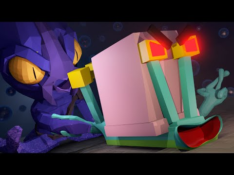 Minecraft Villains - DOES GARY BETRAY THE KRAKEN KID?! (Minecraft Roleplay)