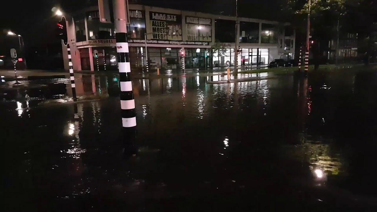 Meubel Den Haag : Wateroverlast den haag wave pool the hague youtube