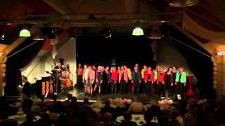Alles is liefde optreden Alchemilla 2014