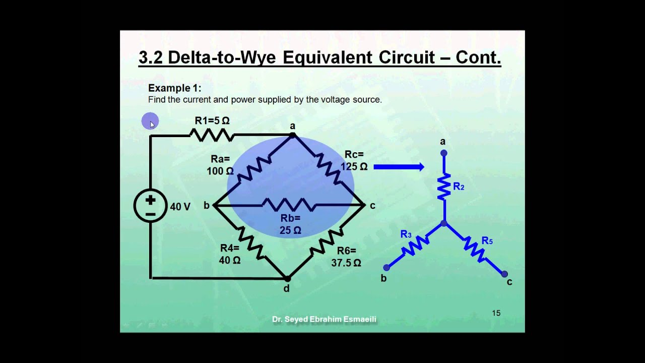 Electric Circuits - Electrical Engineering Fundamentals - Lecture ...