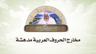 مخارج الحروف العربية مدهشة
