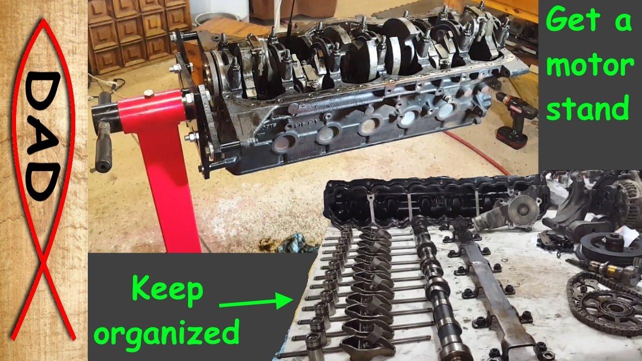 anyone can rebuild an engine jeep 4 0l rebuild project part 1 [ 1280 x 720 Pixel ]