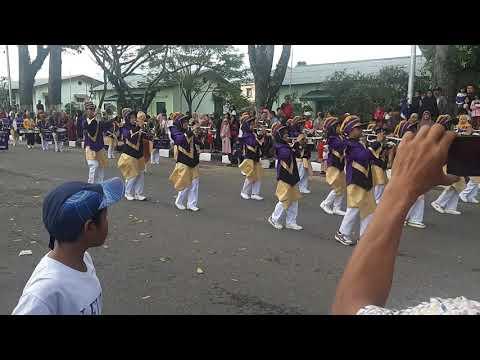 BOMC  2019 Street Parade MTsN 1 Bukittinggi
