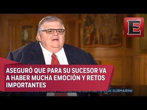 Entrevista exclusiva a Agustín Carstens (Primera Parte)