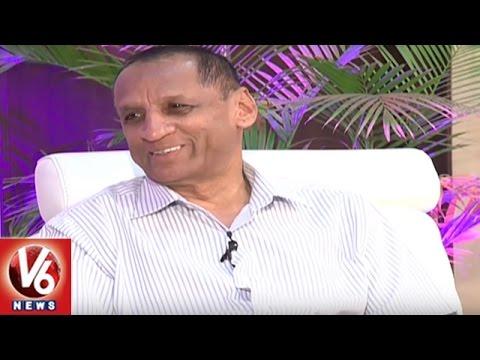 Governor ESL Narasimhan Exclusive Interview   Centre Extends Governor Tenure   V6 News