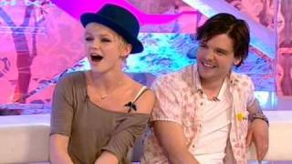 Primeval Interview - Andrew Lee Potts and Hannah Spearritt - T4 Sunday