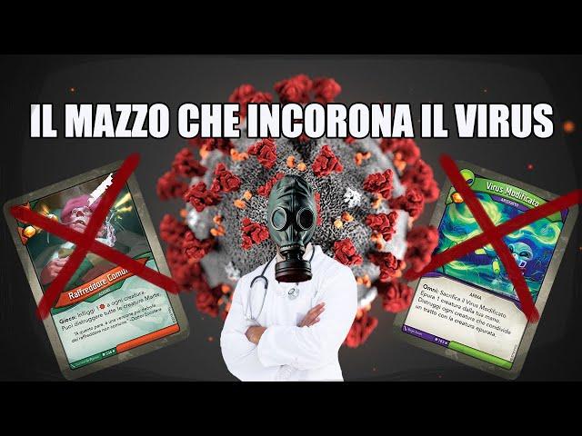 IL MAZZO CORONAVIRUS | Mazzi Veramente Unici | Keyforge