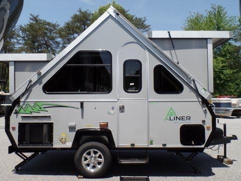 New 2017 Aliner Classic Camper For Sale Near Charlotte Winston