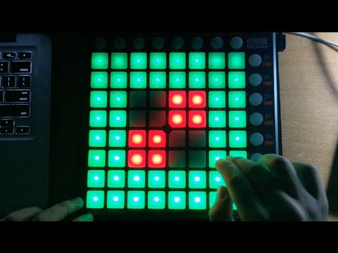 Skey - BT & Au5 - Partysaurus Overflow (Launchpad Cover)