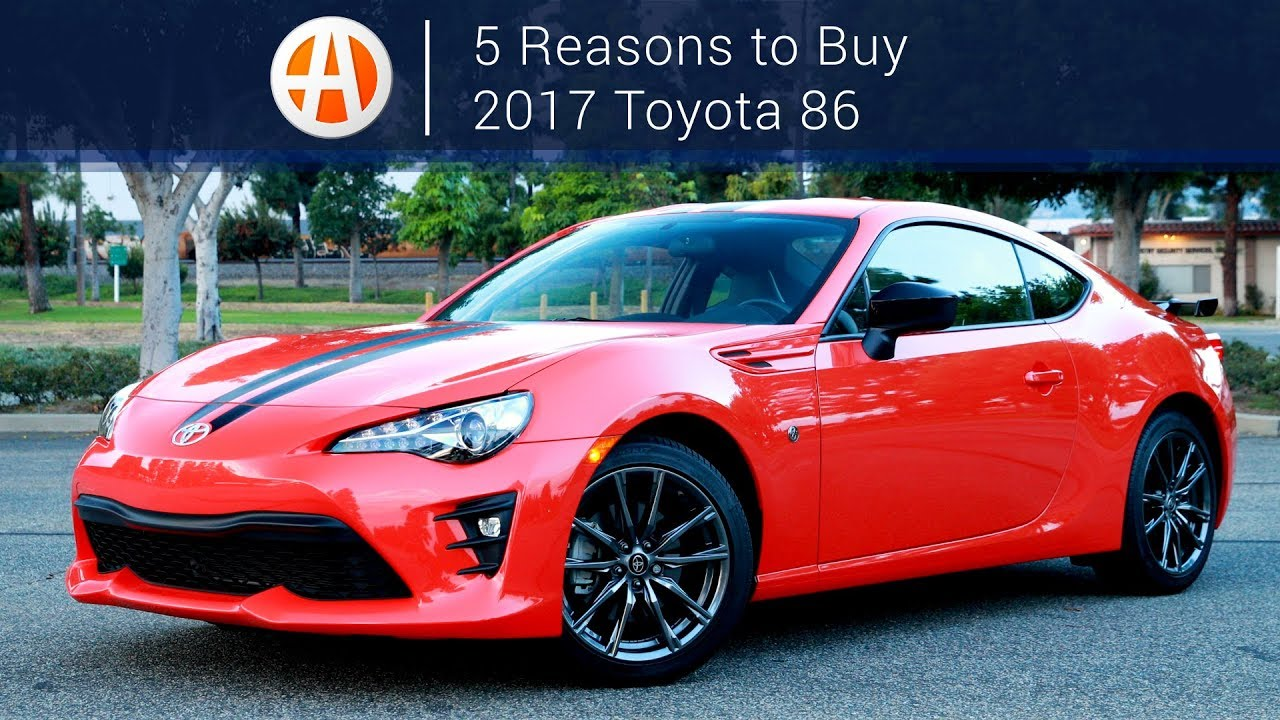 2017 Toyota 86 5 Reasons To Buy Autotrader Youtube