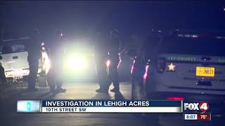 Investigation underway in Lehigh Acres after neighbors hear shots fired