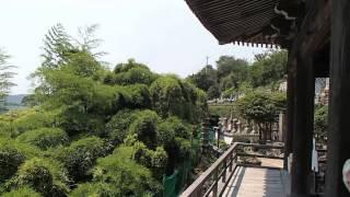 赤穂市・坂越の妙見寺観音堂