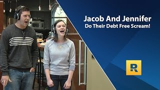 Gambar cover Jacob And Jennifer Do Their Debt Free Scream!