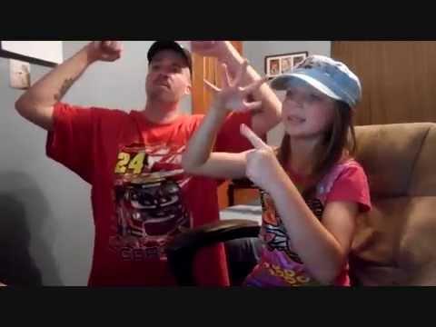 SIA CHANDELIER ASL DEAF SIGN LANGUAGE - YouTube