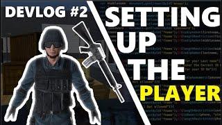 Making A Multiplayer FPS Game - Indie Game Devlog #2 -