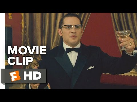 Legend Movie CLIP - Toast (2015) - Tom Hardy, Emily Browning Movie HD