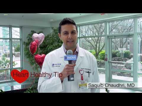 Inova Heart Healthy Tips: Family Health History, Quit Smoking & Clean Eating