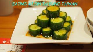 Having lunch at Din Tai Fung in Taiwan!