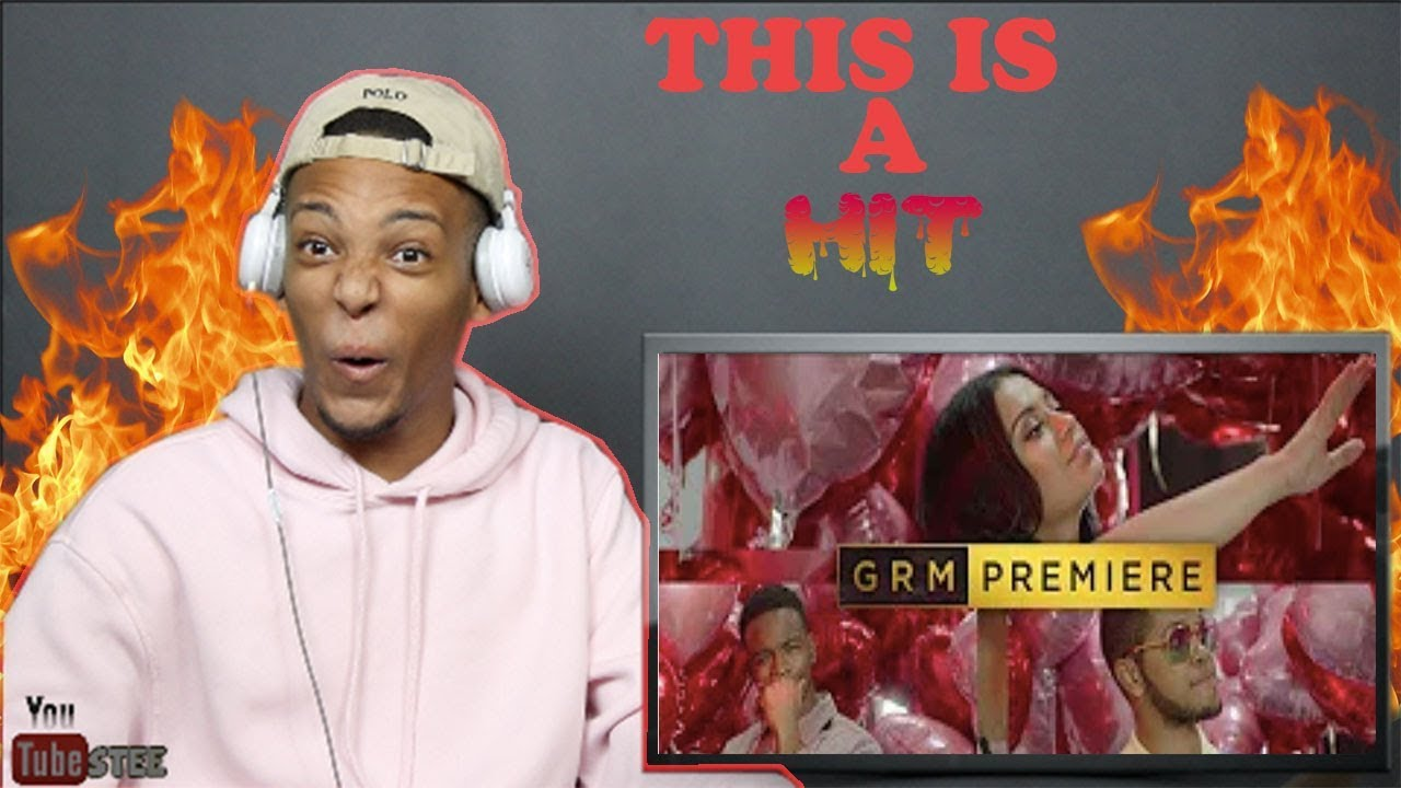 AMERICAN REACTS TO Chip x Not3s - CRB Check [Music Video] | GRM Daily REACTION #1
