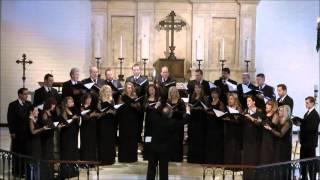 "Phoenix Chorale sings ""Ubi Caritas"" by Ola Gjeilo (Feb 2011)"